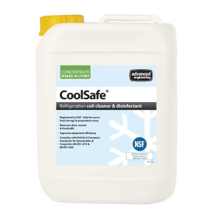 CoolSafe Condenser Cleaner