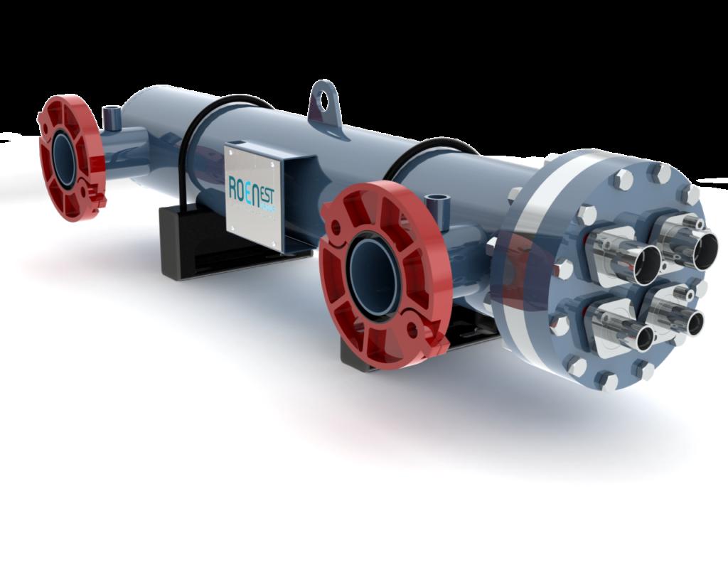 Roen Est Direct expansion evaporators